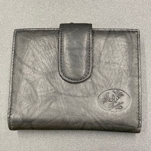 🦋Brighton Black Leather Wallet